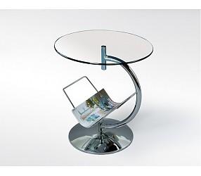 ALMA transparent - стол журнальный