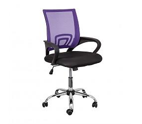 RICCI CHROME - кресло для персонала