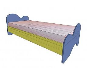 МИА - кровать прямая
