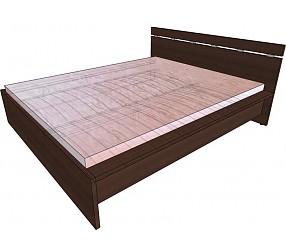 PALERMO - кровать с декоративным бортиком