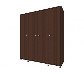 PALERMO - шкаф гардеробный (PLR-426611 + 4 PLR-556101)