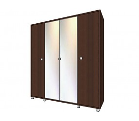 PALERMO - шкаф гардеробный (PLR-426611 + 2 PLR-556101 + 2 PLR-556331)
