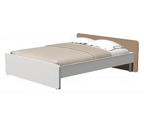 СИЛУЭТ - кровать прямая (СФ-268604+СФ-266815)