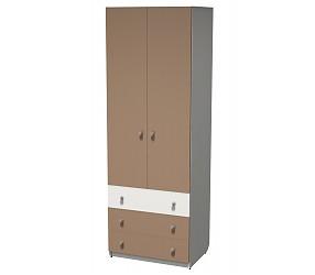 СИЛУЭТ - шкаф-гардероб с ящиками (СФ-264107)