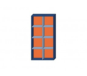 СИЛУЭТ - стеллаж (СФ-267542)