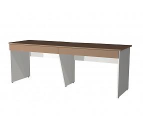 СИЛУЭТ - стол двойной (СФ-267213)
