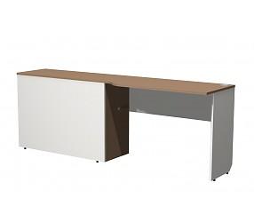 СИЛУЭТ - стол с тумбой (СФ-267514)