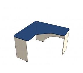 СИЛУЭТ - стол угловой