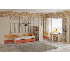 СИЛУЭТ - коллекция для детских и молодежных комнат