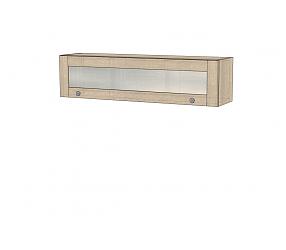 ВЕРЕС - шкаф навесной со стеклом (СФ-396031)