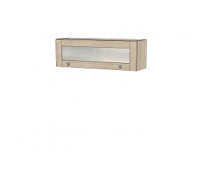 ВЕРЕС - шкаф навесной со стеклом (СФ-396021)
