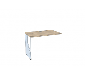 ВЕРЕС - стол приставной (СФ-391511)