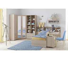 ВЕРЕС - коллекция для детских и молодежных комнат