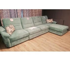 ГОЛЬФ - диван угловой модульный раскладной