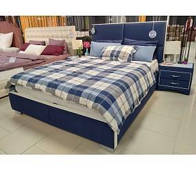 KATARINA LUX & MONAKO - кровать с тумбами