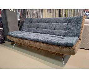 ДАЛЛАС - диван прямой раскладной без подлокотников