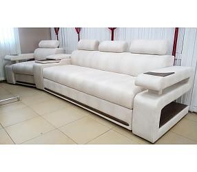 МАРСЕЛЬ ЛЮКС - диван прямой модульный раскладной
