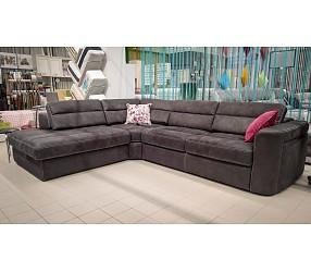 БОРМИО - диван угловой модульный раскладной