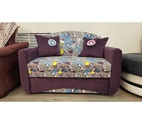 КРОХА ПЛЮС - диван прямой раскладной