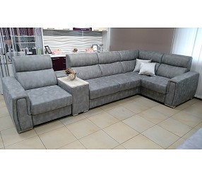 КРЕДО - диван угловой модульный раскладной