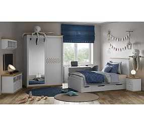 АДЕМИ - коллекция для детских и молодёжных комнат