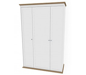 АДЕМИ - шкаф гардеробный (123H001)