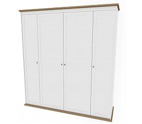 АДЕМИ - шкаф гардеробный (123H004)