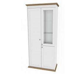 АДЕМИ - шкаф-витрина (125H001)