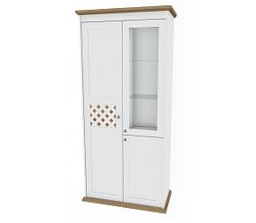 АДЕМИ - шкаф-витрина (125H002)