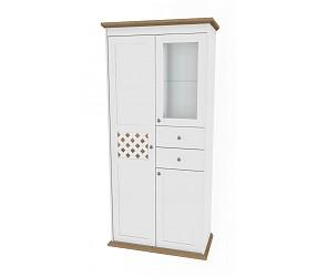 АДЕМИ - шкаф-витрина (125H004)