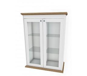 АДЕМИ - шкаф-витрина (125H012)