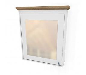 АДЕМИ - зеркало-шкаф (123Z002)