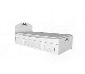 БЕЛОСНЕЖКА - кровать (93K013)