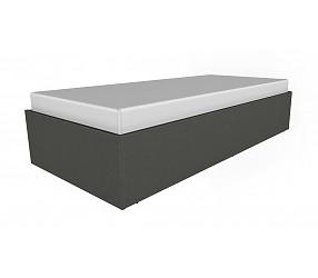 БЛЕЙК - кровать без спинки обтянутая тканью