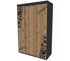 БЛЕЙК - шкаф комбинированный (127H005)
