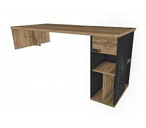 БЛЕЙК - стол с опорой на тумбу (127S004)