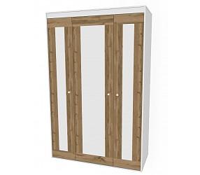 БРАУНИ - шкаф гардеробный (118Н005)