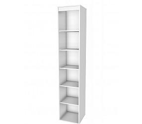 БРАУНИ - шкаф-стеллаж (118H002)