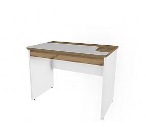 БРАУНИ - стол прямой с откидной крышкой (118S002)