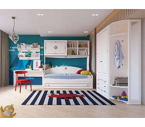 ЭРИДАН - коллекция для детских и молодежных комнат