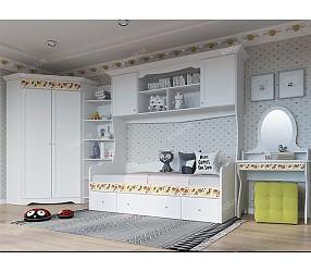 ЭЛЬЗА - коллекция для детских и молодежных комнат