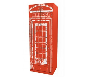 ГЕО ЛОНДОН - шкаф-гардероб (92H020)
