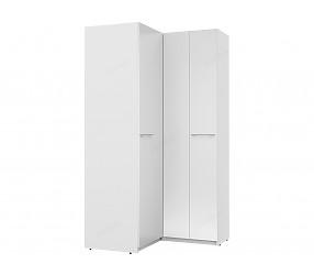 ЛЕОНА - шкаф-гардероб комбинированный угловой (52H010)