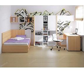 МЕГАПОЛИС - коллекция для детских и молодежных комнат