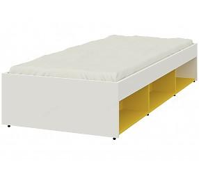СОЛНЕЧНЫЙ ГОРОД - кровать без спинки (51K121) ( 900 х 2000)
