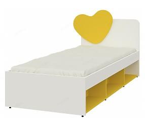 СОЛНЕЧНЫЙ ГОРОД - кровать с декоративной спинкой (51K113)