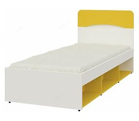 СОЛНЕЧНЫЙ ГОРОД - кровать с декоративной спинкой (51K115)