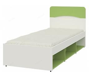 СОЛНЕЧНЫЙ ГОРОД - кровать с декоративной спинкой (51K125) ( 900 х 2000)