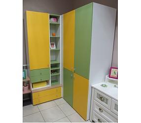 СОЛНЕЧНЫЙ ГОРОД - коллекция для детских и молодежных комнат