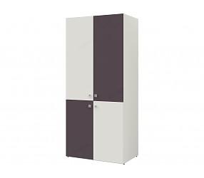 СОЛНЕЧНЫЙ ГОРОД - шкаф-гардероб комбинированный (51H011)